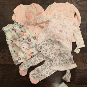 6 Month Bundle, All NWT!!!